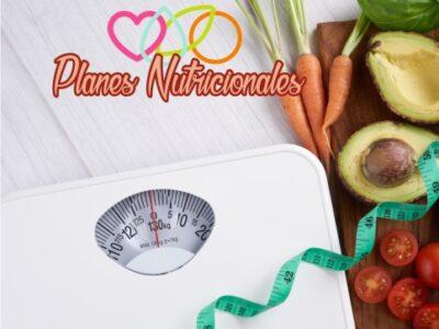 Planes Nutricionales